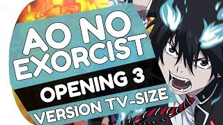 "Ao no Exorcist Season 2 OP "" Itteki no Eikyou"" (Cover en Español) 青の祓魔師 OP"