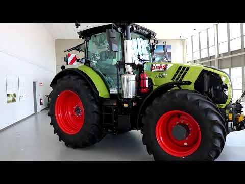 CLAAS ARION 660 Le Mans Edition Traktor