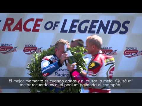 Motos x 1000 : Entrevista Wayne Gardner