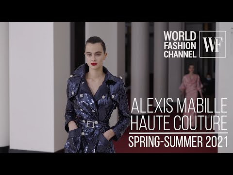 Alexis Mabille Haute Couture   The story of one collection   spring-summer 2021