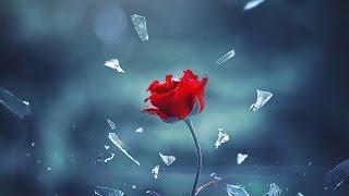 Love shall overcome - Shooting with glass