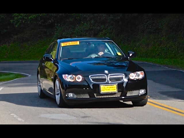 E92 BMW 335i Road Test and Review
