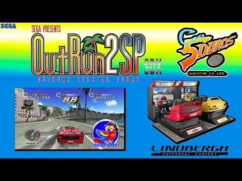 DIRECTO: OUTRUN 2 SP SDX (Intentos de 1cc - Arcade - SEGA LINDBERGH)