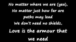 Tinie Tempah Ft. Kelly Rowland Invincible [Lyrics Video]