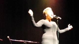 Chrisette Michelle total praise