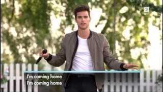Eric Saade - Coming Home (Allsang På Grensen 2013)