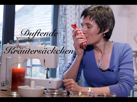 Viriditas Heilpflanzen-Video: Duftende Kräuterkissen
