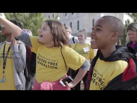 Smoke-Free Day at the Capitol 2017