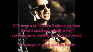 Go Alone- Hell or Highwater ft. M. Shadows (W/Lyrics)