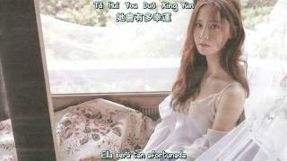 Yoona - A Little Happiness (Sub Español - Chinese - Pinyin) HD