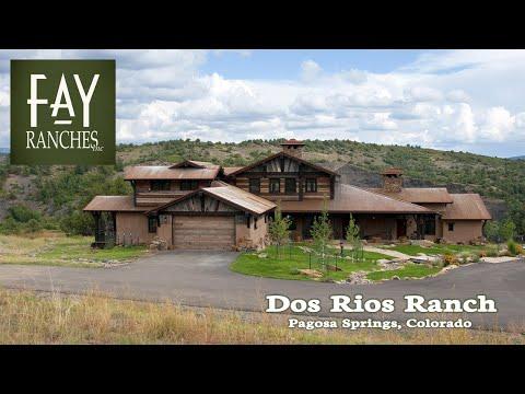 Dos Rios Ranch - Colorado Ranches for Sale