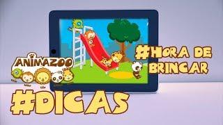 Dicas Animazoo - Hora de Brincar