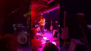 "JP Cooper "" What went wrong "" Live in Hamburg 12. Mai 2017"