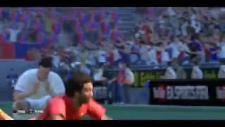 FIFA 17   Marcelo's Goal