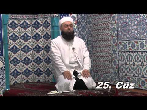 Fatih Medreseleri Masum Bayraktar Hoca Mukabele 25  Cüz