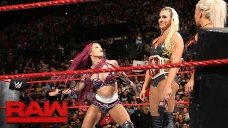 Sasha Banks wants her rematch against Charlotte: Raw, Sept. 26, 2016 width=