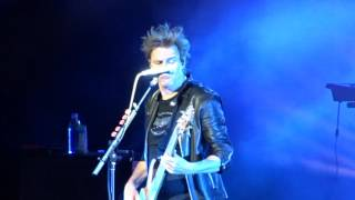 "Duran Duran - ""New Moon on Monday"" snippet - Highland Park, 07-08-16"