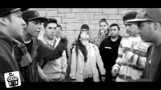 Titanes Caidos vol. 2 /Clap-Jakuna vs Senc-Adesong (Comoencasa Live)