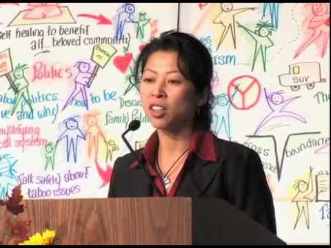 Loung Ung: Peace Is A Choice