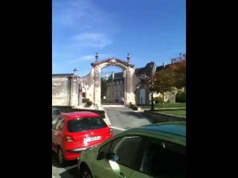 Leaving Saint Jean d'Angely
