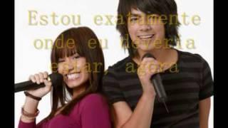 Demi Lovato & Joe Jonas - This is me ( Tradução )
