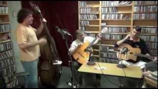 Swing Gitane - Live in WLRN Studios, Nov. 3, 2013