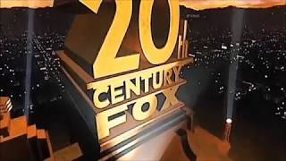 20th Century Fox Intro Voice Full screen with 1994 Normal Fanfare (ANCC Style) (PAL)