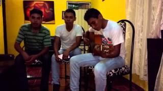 Te vi venir - Sin bandera cover Un dos feat Christopher en Acapulco ;)