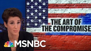 Lifting Russian Sanctions Key To Trump Deal Exposed By Michael Cohen | Rachel Maddow | MSNBC width=