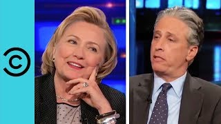 Hillary Clinton | The Daily Show with Jon Stewart