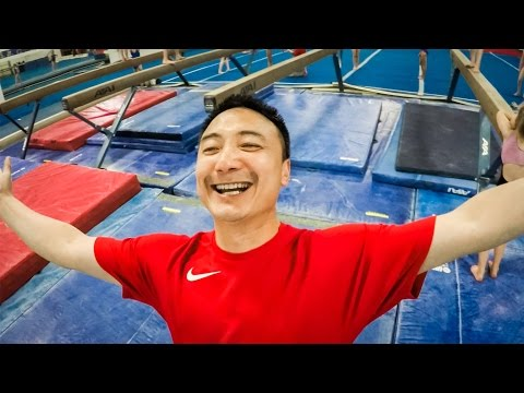 "GoPro: ""Two Roads"" - Gymnastics with Coach Liang Chow (Ep. 7)"