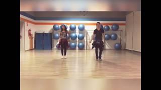 Luis Fonsi ft. Daddy Yankee Despacito Choreo Zumba Fitness