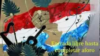 """CONCIERTO """"PARAGUAY EN MÚSICA"""" 18 DE OCTUBRE EN CASA AMÉRICA"""