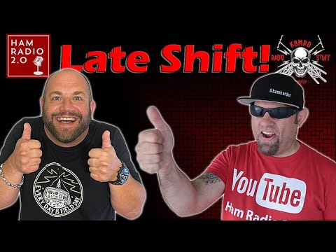 Late Shift Live Stream from CA!
