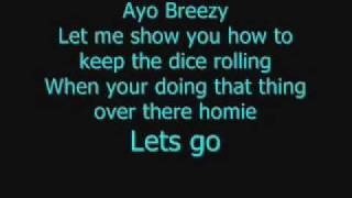 Chris Brown - Look At Me Now Lyrics ft. Lil Wayne  Busta Ryhmes [Official