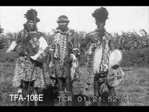 Africa, 1920s