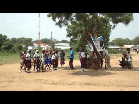 People Music Celebrations Independence South Sudan Africa 5