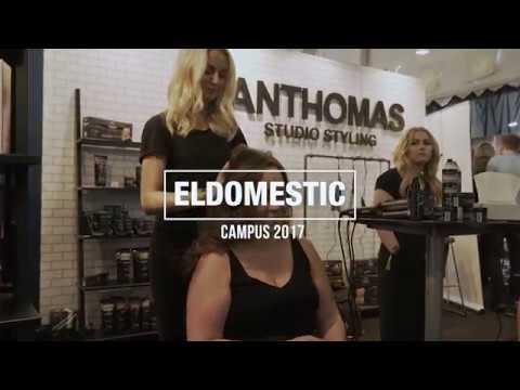 #OnCampus17: Eldomestic