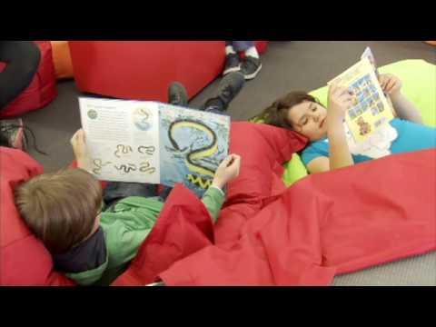 Kinderbibliothekspreis 2013: Stadtbibliothek Alzenau