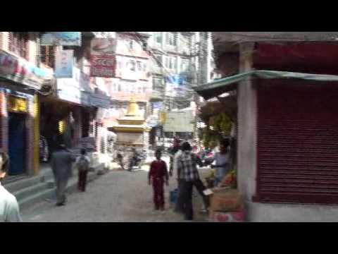 20091023132050-เดินเล่นทาเมลชมตึกเก่า nepal.mp4