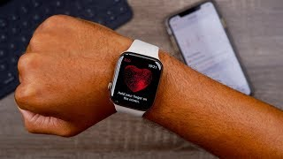 Apple Watch ECG Feature - Hands On Experience