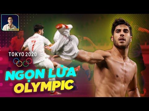 MARCO ASENSIO: ÁNH SÁNG HY VỌNG TỪ NGỌN LỬA OLYMPIC