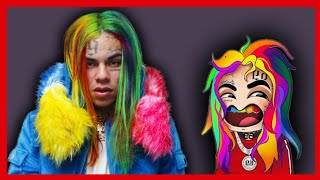 6ix9ine - Stoopid  ( BEST PART )