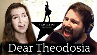 Hamilton - Dear Theodosia [COVER] - Caleb Hyles (feat. Malinda Kathleen Reese)