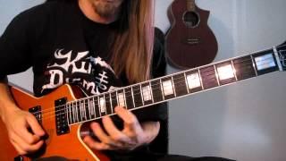 Megadeth-Symphony of destruction solo cover