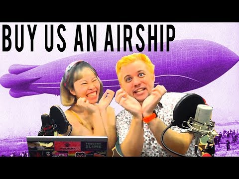 E-Begging for Airships   BreadCast Highlights