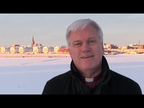 Julhälsning från biskop Hans Stiglund
