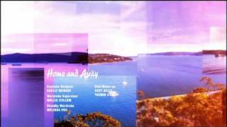 Home And Away 2009 End Credits [HQ]