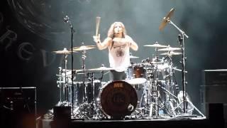 Whitesnake - Drum Solo - Brian Tichy