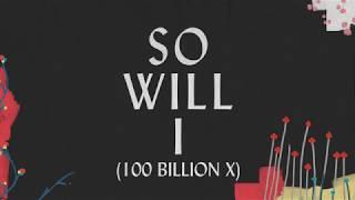 So Will I (100 Billion X) Lyric Video - Hillsong Worship